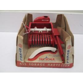 FORAGE HARVESTER BUBBLE BOX